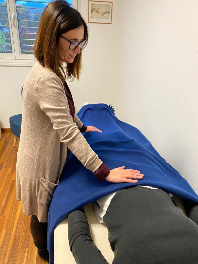 Humanenergetik Behandlung bei Heidi Maria Gunz